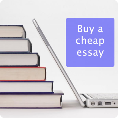 Buy an essay cheap